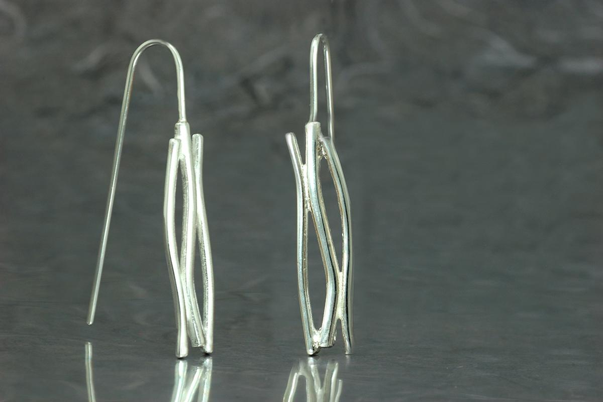 CERCA Fixed hook earrings ref.G