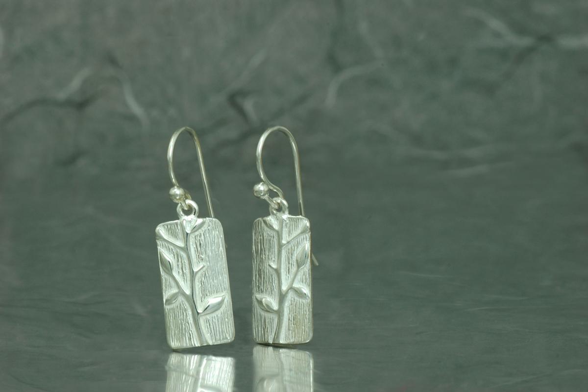 BAMBU - Dangle Earrings M