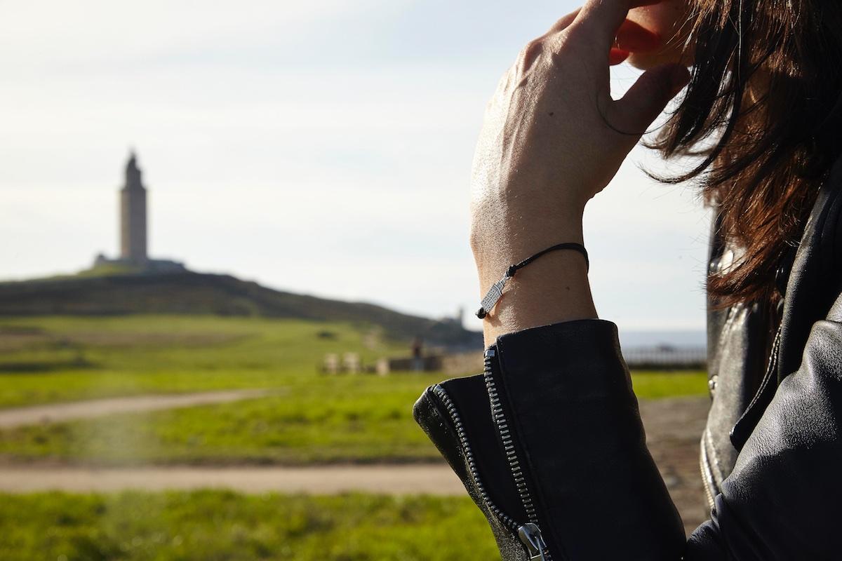 Pulsera Torre de Hércules