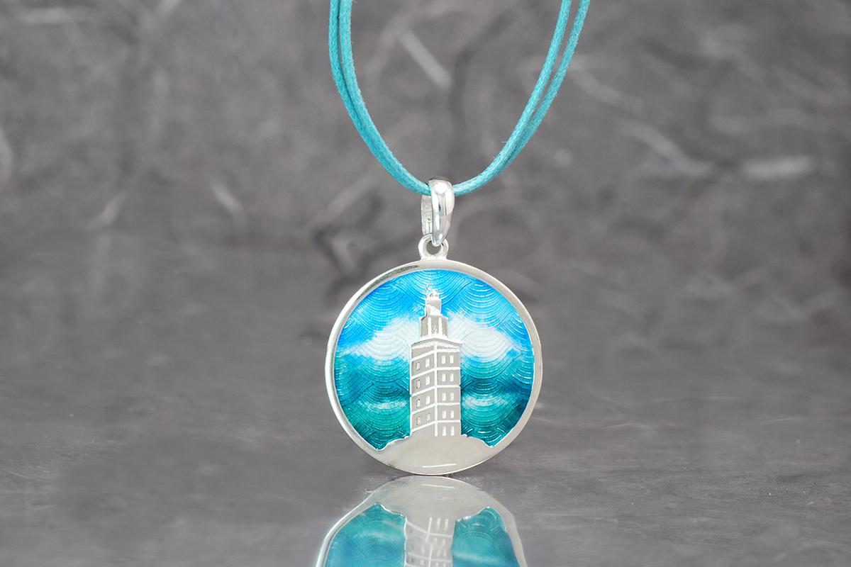 Colgante Torre de Hércules