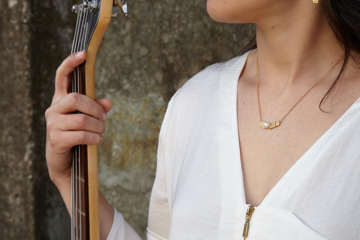 Gargantilla Vivaldi