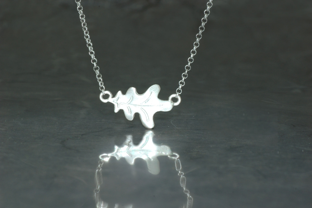 CARBALLO - Necklace ref.PP, with matte finish