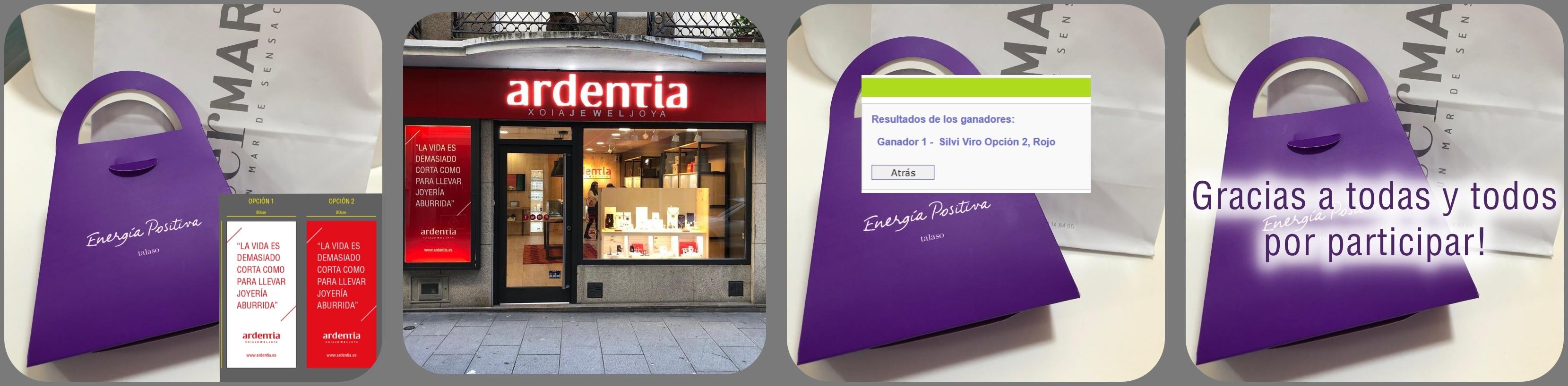 Resultado concurso Termaria Ardentia Coruña