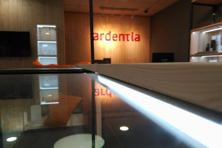 Nuevo proyecto de Ardentia