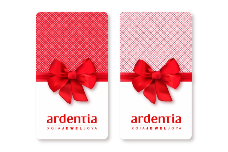 Ardentia gift card