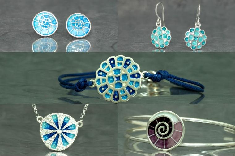 Varias joyas de nuestra colección Gaudí disponibles online