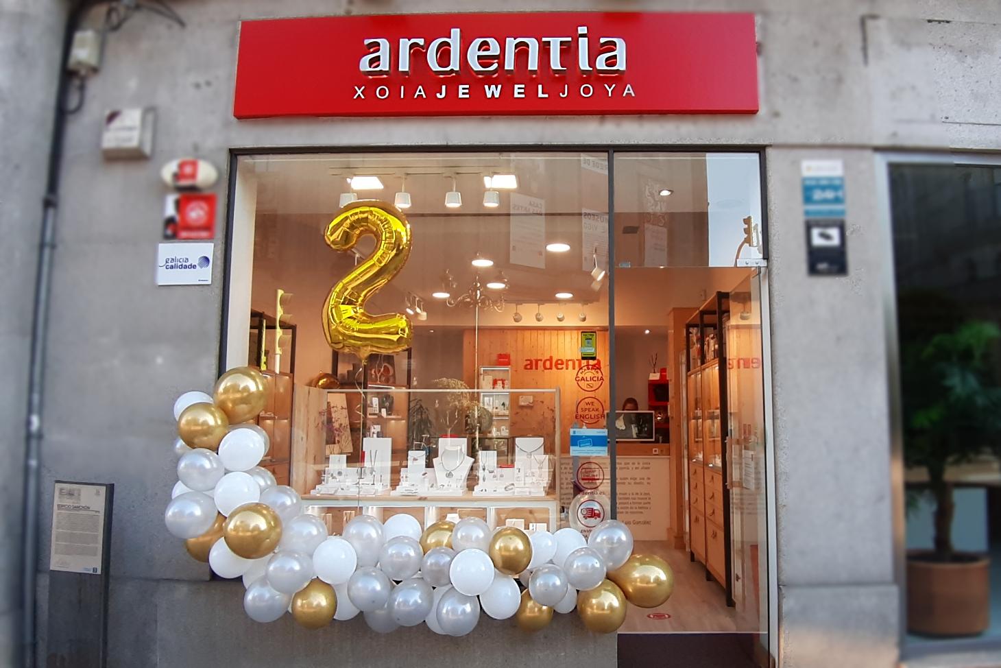 Segundo aniversario ArdentiaVigo
