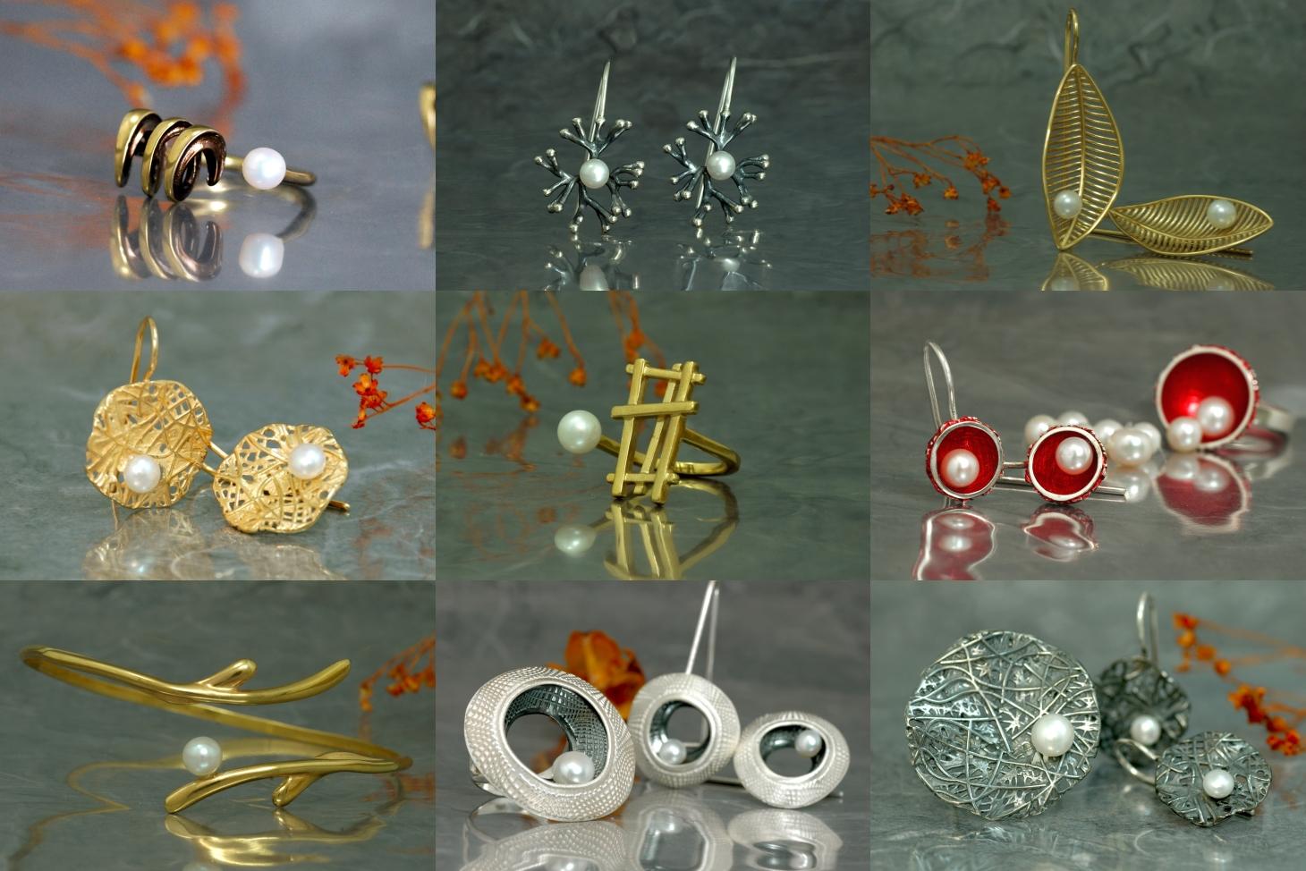 Perlas orgánicas de nuestras joyas