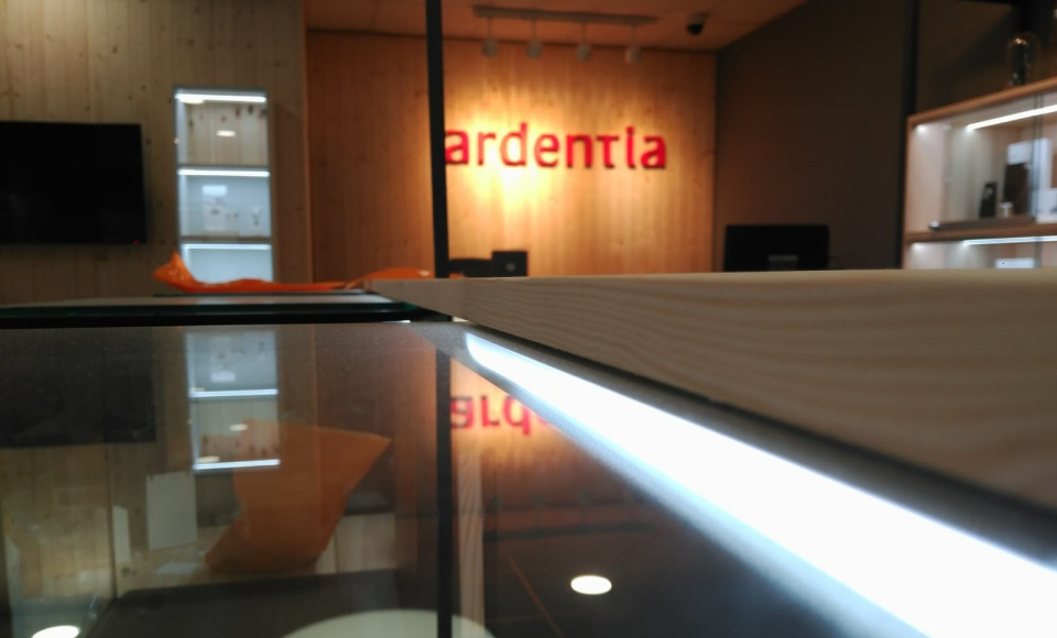 New project for Ardentia