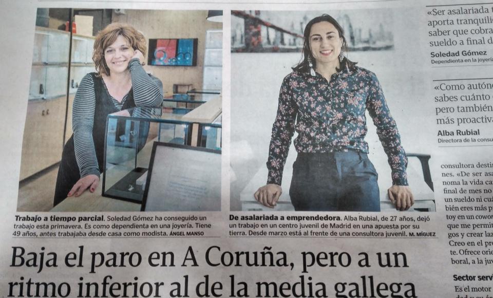 Nuestra compañera, Soledad Gómez