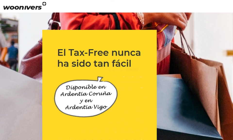 Tax Free available in our 2 Ardentia shops