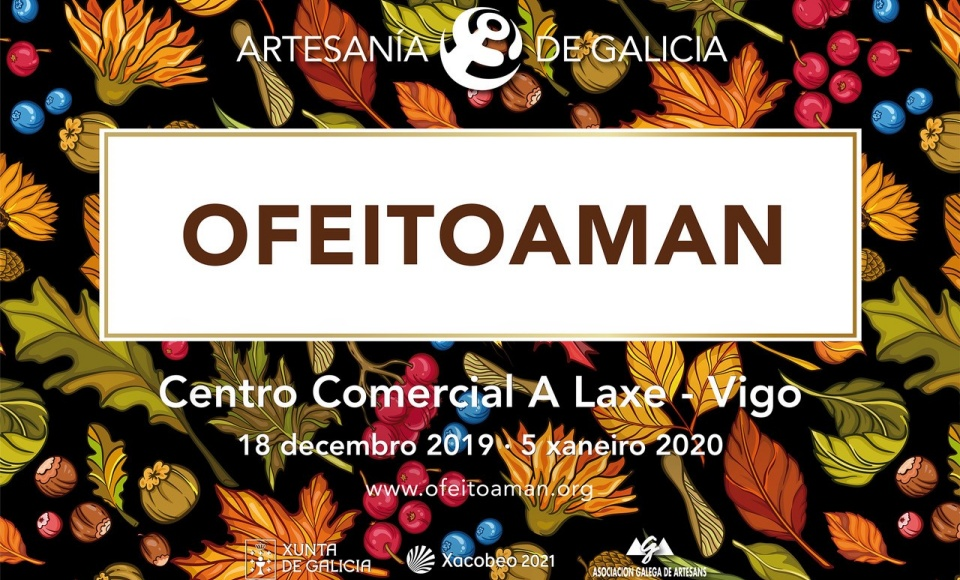 We'll be exhibiting in Ofeitoaman