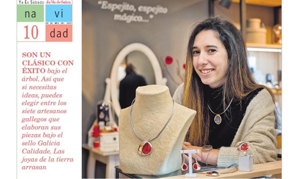 Ardentia en La Voz de Galicia