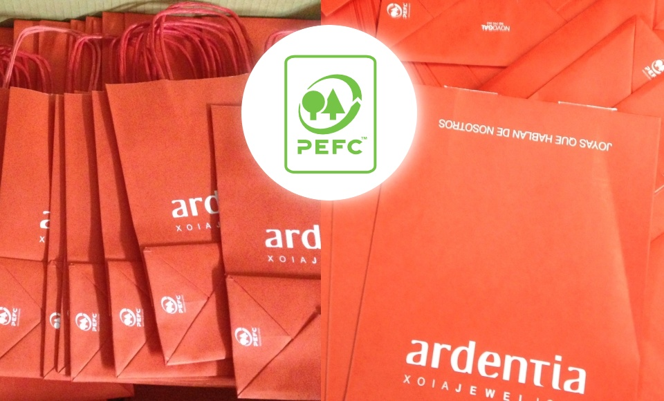 Ya tenemos nuestras nuevas bolsas ecológicas