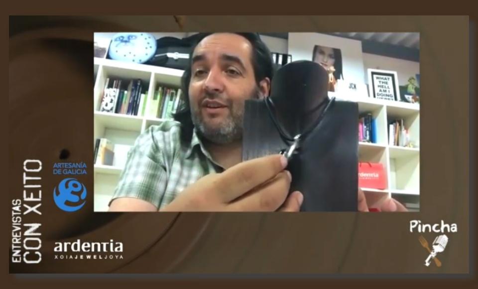 Entrevista de Luis González por Rebeca Munín