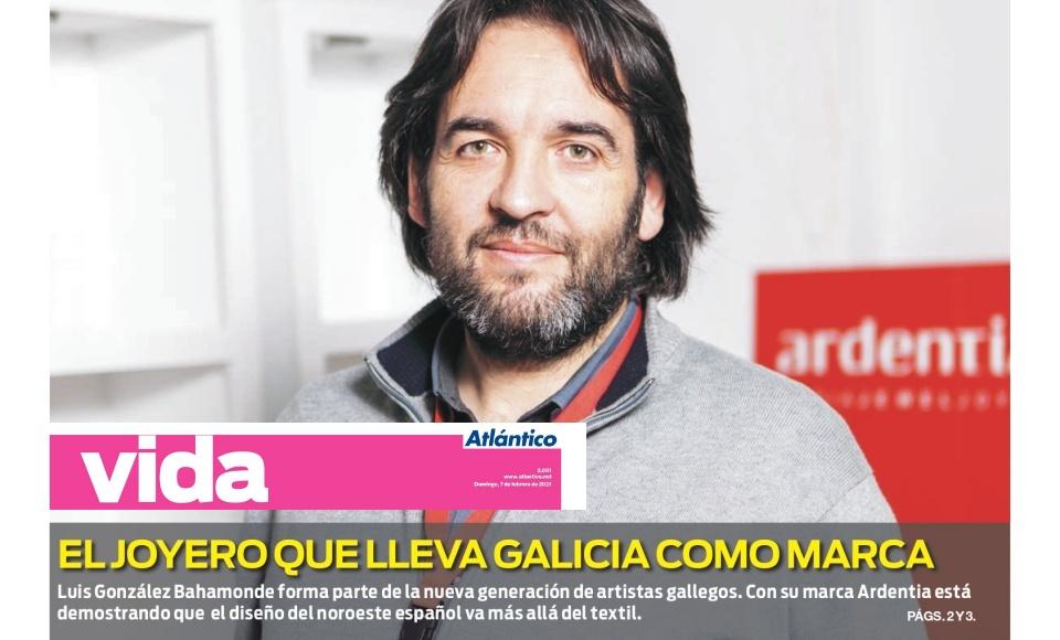 Enterview de Luis González dans le journal Atlántico