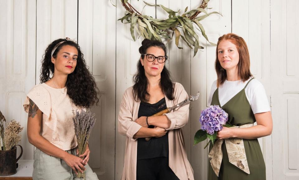 Ardentia invita a Las Flores de Greta