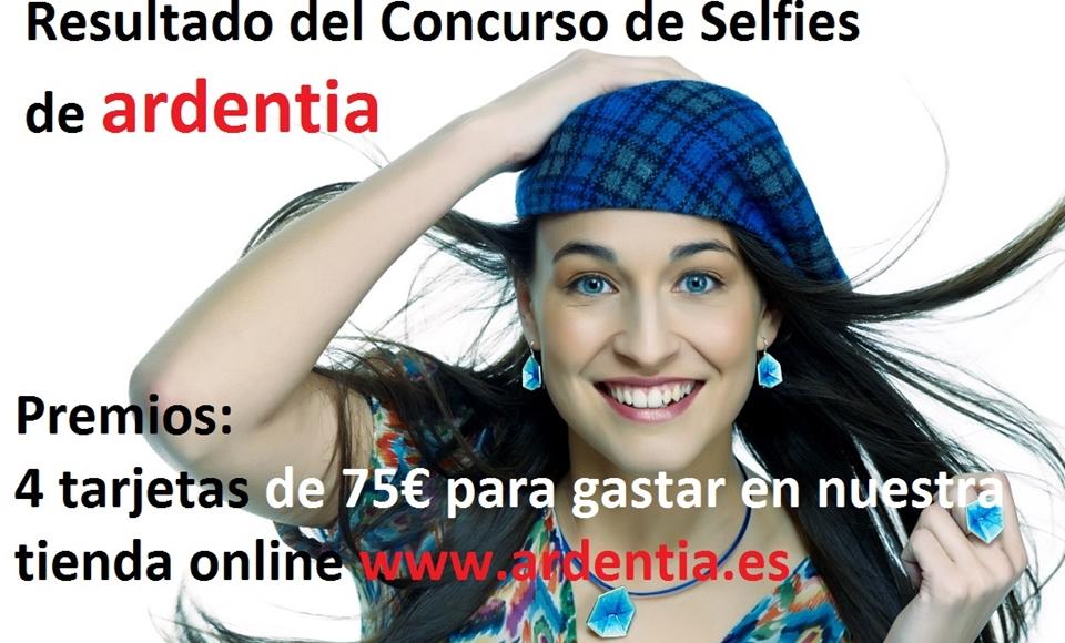 Ganadoras del Concurso de Selfies
