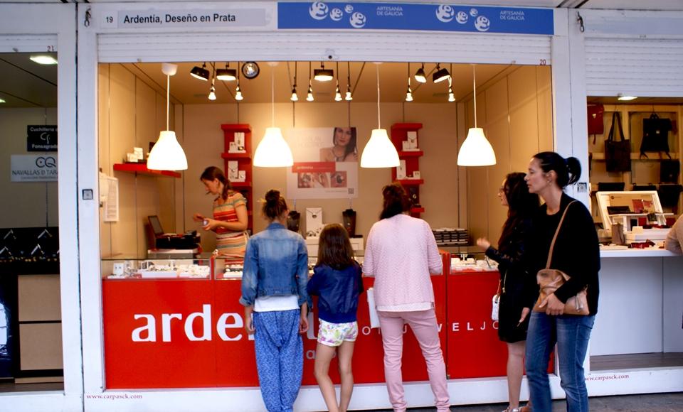 Ardentia expone en Mostrart