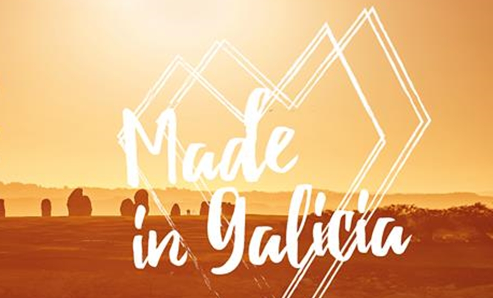 Estaremos en la feria Made in Galicia